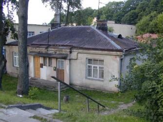 Zarasų g. 3, Vilniaus m.