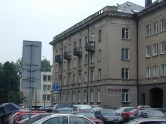 Gynėjų g. 4, Vilniaus m.