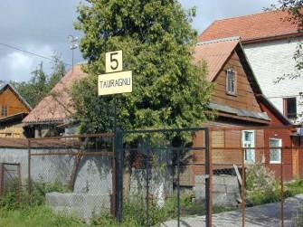 Tauragnų g. 5, Vilniaus m.