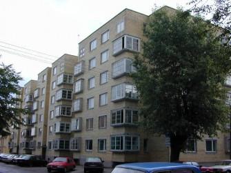 Šaltinių g. 1, Vilniaus m.