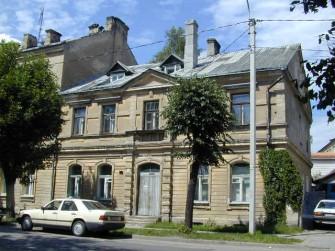 Šaltinių g. 10, Vilniaus m.