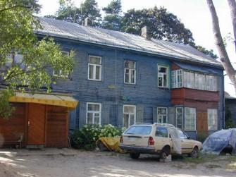 Gražinos g. 8, Vilniaus m.