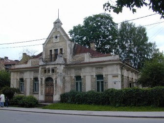 Vytauto g. 18, Vilniaus m.