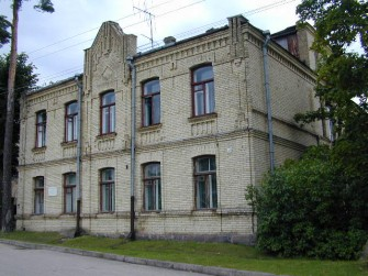 Vytauto g. 3, Vilniaus m.