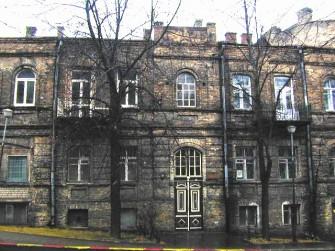 A. Vivulskio g. 3, Vilniaus m.