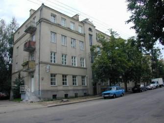 A. Vivulskio g. 10, Vilniaus m.