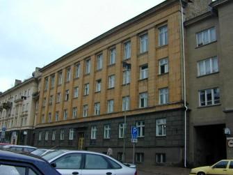 A. Vienuolio g. 8, Vilniaus m.
