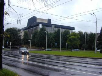 A. Vienuolio g. 1, Vilniaus m.