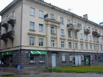 A. Vienuolio g. 6, Vilniaus m.