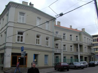 Totorių g. 2, Vilniaus m.
