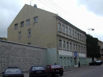 Totorių g. 8, Vilniaus m.