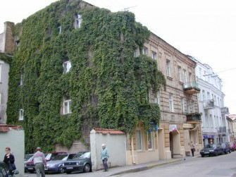 Totorių g. 12, Vilniaus m.