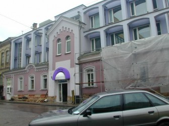 Totorių g. 3, Vilniaus m.