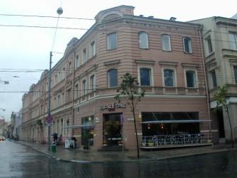 Totorių g. 1, Vilniaus m.