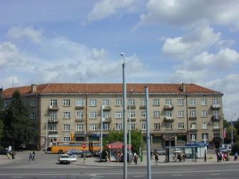 Verkių g. 1, Vilniaus m.