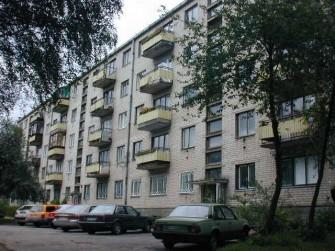 Tverečiaus g. 6, Vilniaus m.