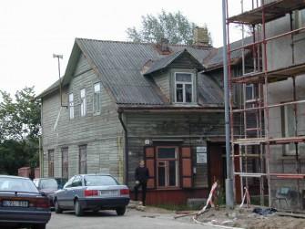 Pušų g. 2, Vilniaus m.