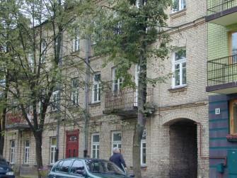 Pušų g. 12, Vilniaus m.