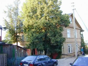 Pušų g. 1, Vilniaus m.