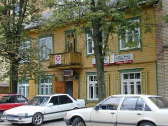Pušų g. 10, Vilniaus m.