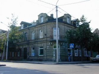 Pušų g. 9, Vilniaus m.