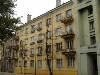 Kauno g. 8, Vilniaus m.