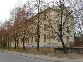 Parko g. 1, Vilniaus m.