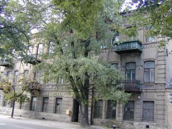 M. Daukšos g. 4, Vilniaus m.
