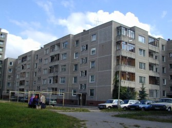 Paberžės g. 8, Vilniaus m.