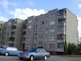 Paberžės g. 6, Vilniaus m.