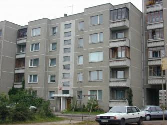 Justiniškių g. 22, Vilniaus m.