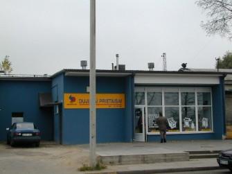 Geležinkelio g. 8, Vilniaus m.