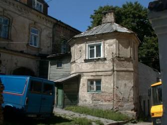 Geležinkelio g. 3, Vilniaus m.