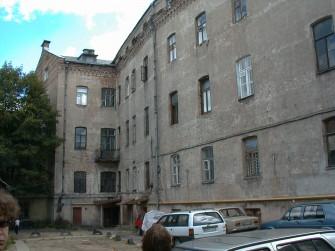 Geležinkelio g. 1, Vilniaus m.