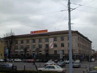 Geležinkelio g. 6, Vilniaus m.