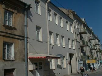 Plačioji g. 10, Vilniaus m.