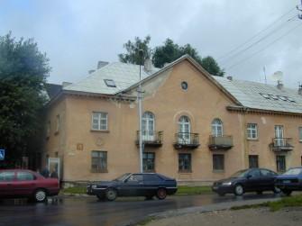 Apkasų g. 6, Vilniaus m.