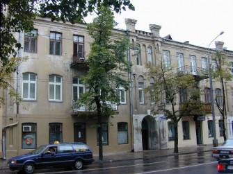 J. Jasinskio g. 4, Vilniaus m.