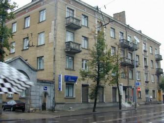 J. Jasinskio g. 3, Vilniaus m.