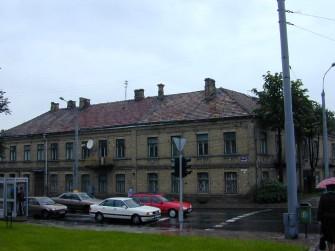 J. Jasinskio g. 1, Vilniaus m.