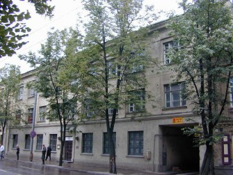J. Jasinskio g. 6, Vilniaus m.