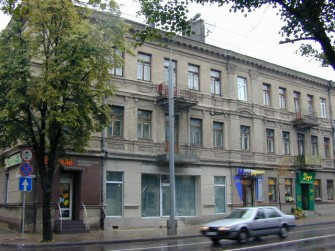 J. Jasinskio g. 5, Vilniaus m.