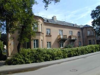 Gervėčių g. 6, Vilniaus m.