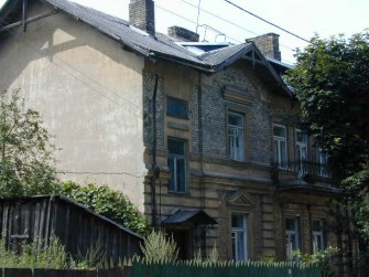 Gervėčių g. 9, Vilniaus m.