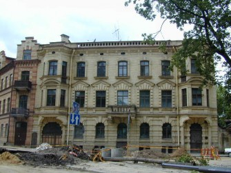 L. Stuokos-Gucevičiaus g. 13, Vilniaus m.