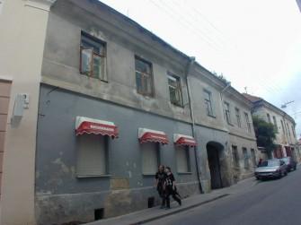 Subačiaus g. 4, Vilniaus m.