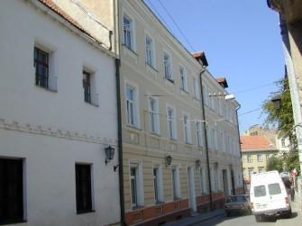 Subačiaus g. 1, Vilniaus m.