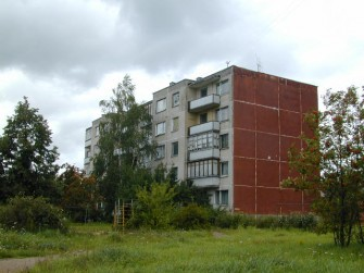 Loretos Asanavičiūtės g. 5, Vilniaus m.