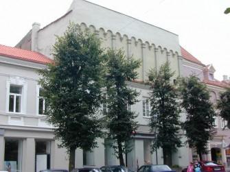 Pilies g. 4, Vilniaus m.