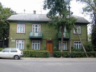 Karaimų g. 4, Vilniaus m.